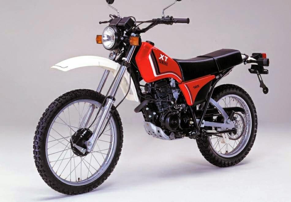Yamaha Xtparts