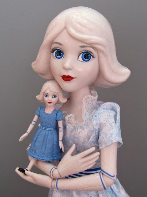China Girl doll