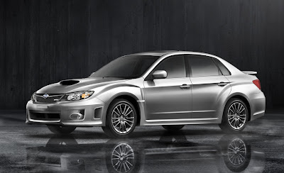 2011 Subaru Impreza WRX Wallpaper