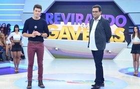 História de alagoano provoca discórdia entre Geraldo Luís e Rodrigo Faro