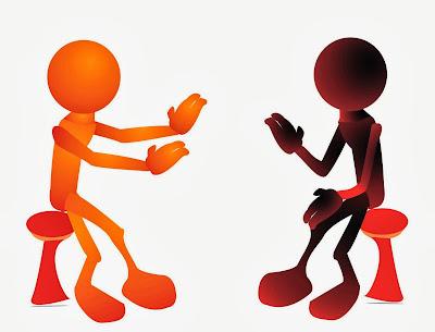 Illustrasi Pengertian Komunikasi