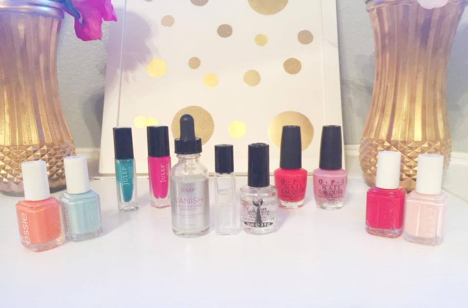 spring nail care