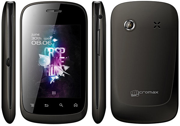 Micromax A52 Specs, User Manual, Price