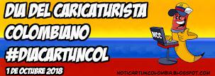 Día del Caricaturista Colombiano en NCC