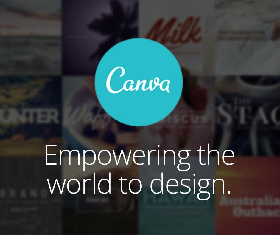 موقع Canva.com لإنشاء تصاميم ورسوم