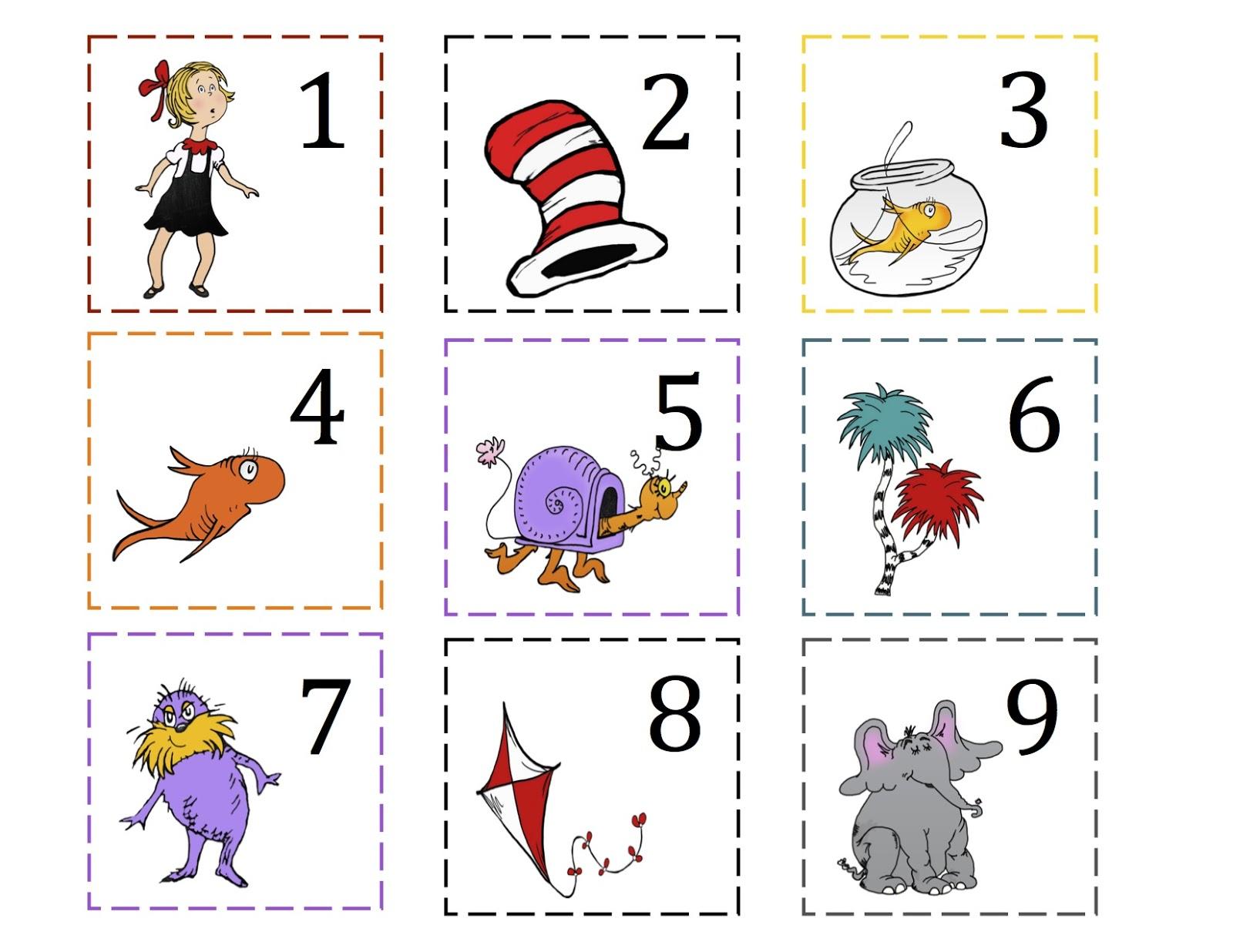 Calendar Numbers Printables Preschool : Printable batman signal free printables calendars cards