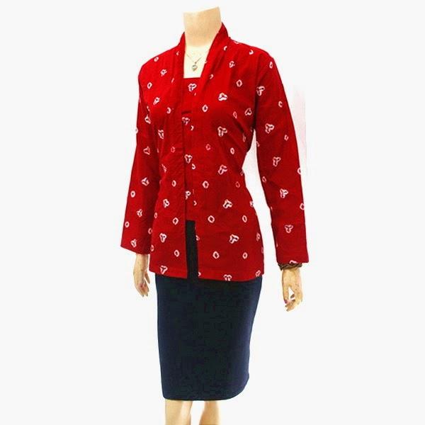 Baju Batik Jumputan
