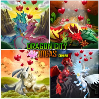 Cruzamentos - Dragon City