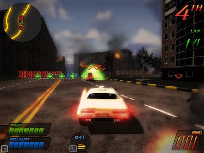 download Deadly Race Game Balap Mobil Mematikan
