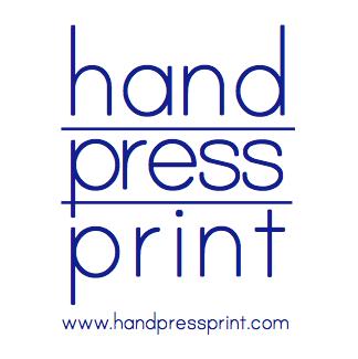 hand press print