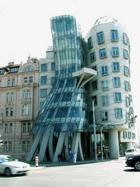 The Dancing House (Czech Republic)
