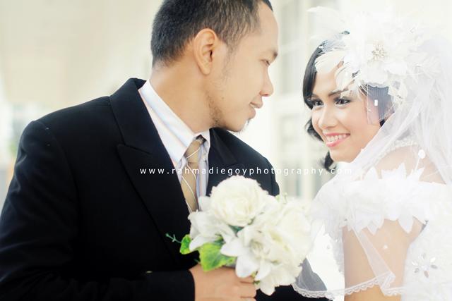 foto Prewedding Agus & Dewi 8