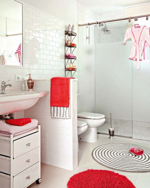Young girls bathroom ideas room design ideas for Bathroom photos of ladies