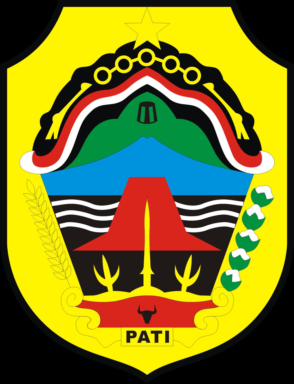 Pati Indonesia  City new picture : logo kabupaten pati profil nama resmi kabupaten pati ibukota pati ...