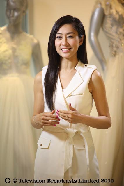 Astro TVB《星級健康3之星夢成真》- 胡定欣體驗時裝設計師工作  實現兒時夢想