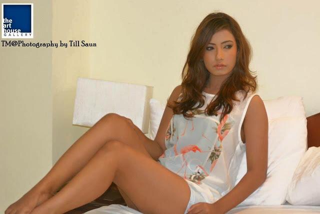 Teena Shanell Photo Collection - Srilanka Models Zone 24x7