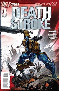 Deathstroke #1 - 365 Days of Comics