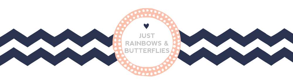 Just Rainbows and Butterflies