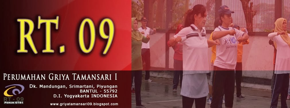 Perum Griya Tamansari I - RT.09