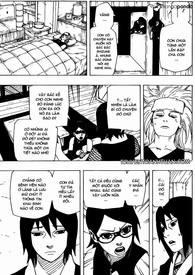 Naruto Gaiden – Hokage Đệ Thất chap 2 Trang 8