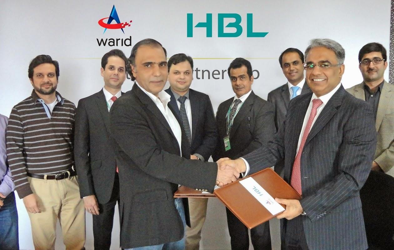 HBL Warid