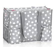 Zip-Top Organizing Utility Tote 2