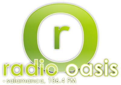 Logo Radio Oasis Salamanca