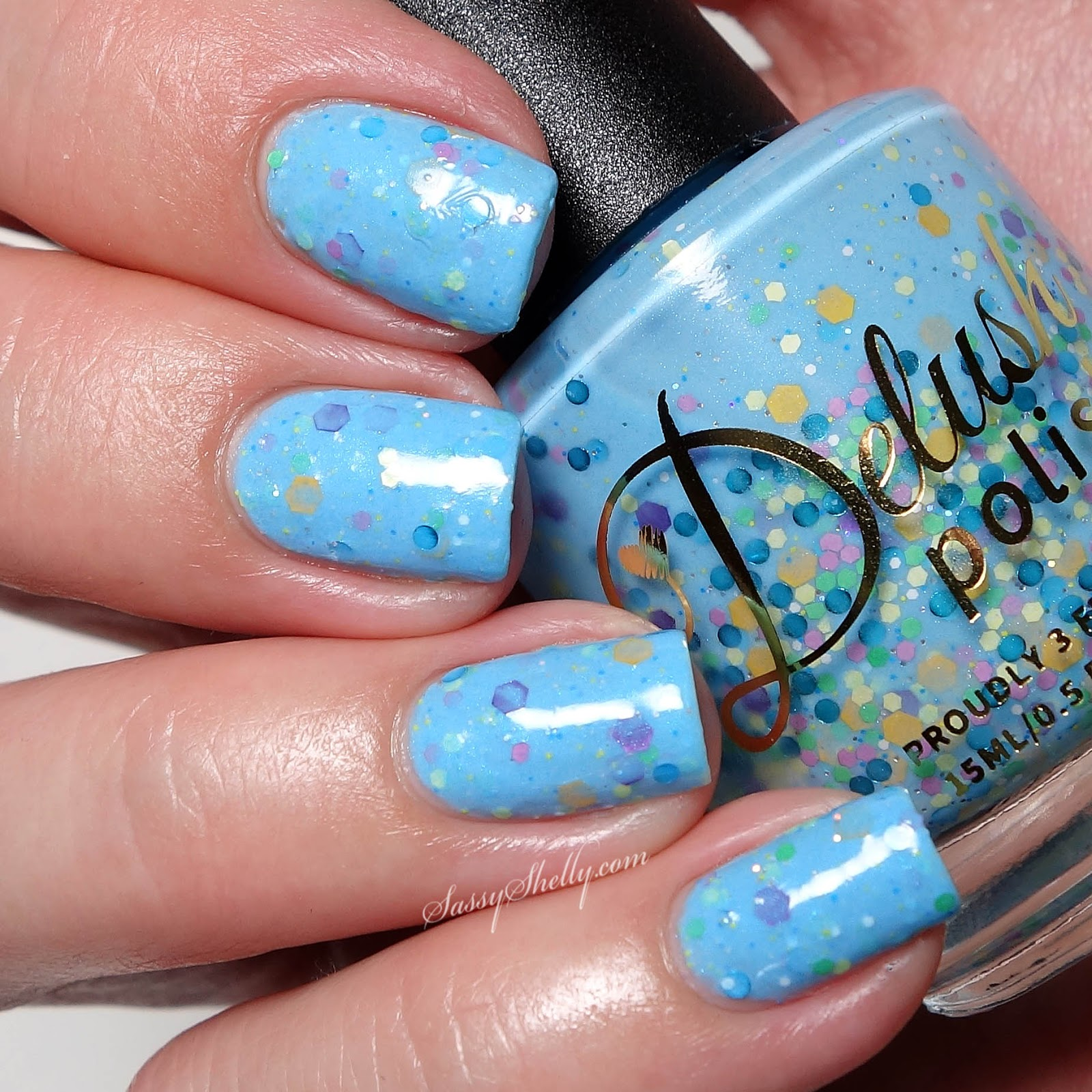 Delush Polish ~ Spring Awakening Collection - swatches & review ...