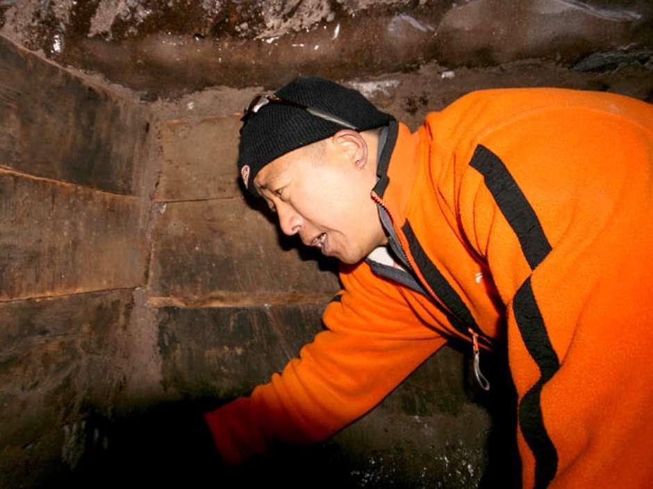 Arqueólogos chinos declaran haber descubierto el Arca de Noé en el monte Ararat