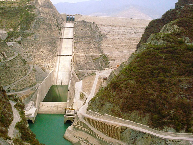 Tehri Dam, Uttarakhand, India