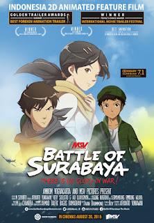 Battle of Surabaya (2015)