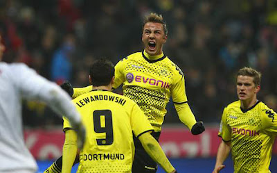Bayern Munich 0 - 1 Borussia Dortmund (1)