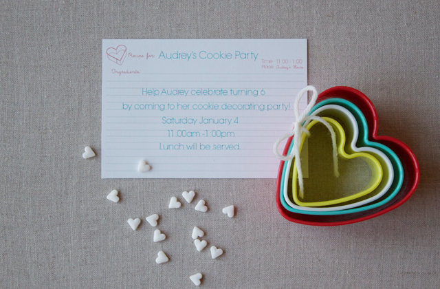 dandee Cookie Decorating Party Invitations – Cookie Decorating Party Invitations