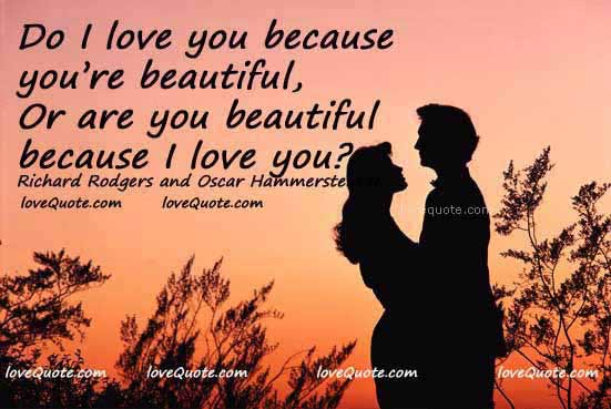 i love you quotes highests