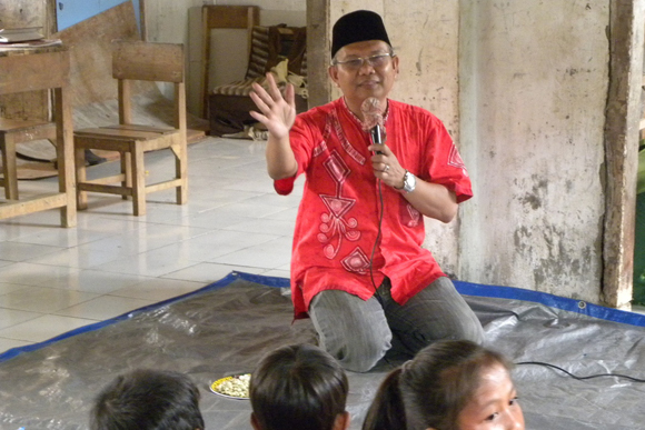H. Eman Sukirman, SE, MS,I (Pembina Dompet Yatim)