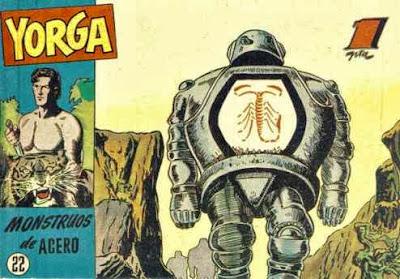Yorga Nº 22-Hispano Americana de Ediciones