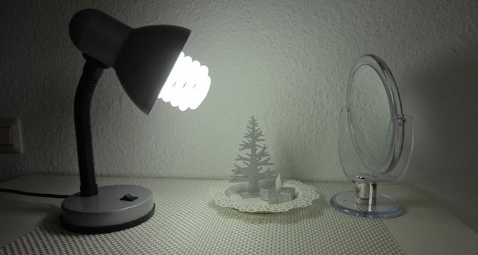Tageslicht Lampe