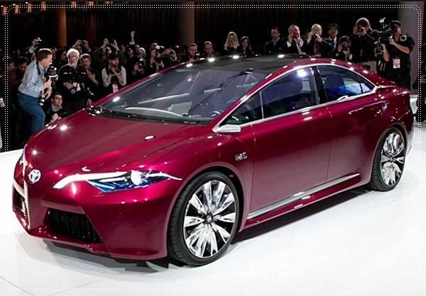 2017 Toyota Prius Design Exterior