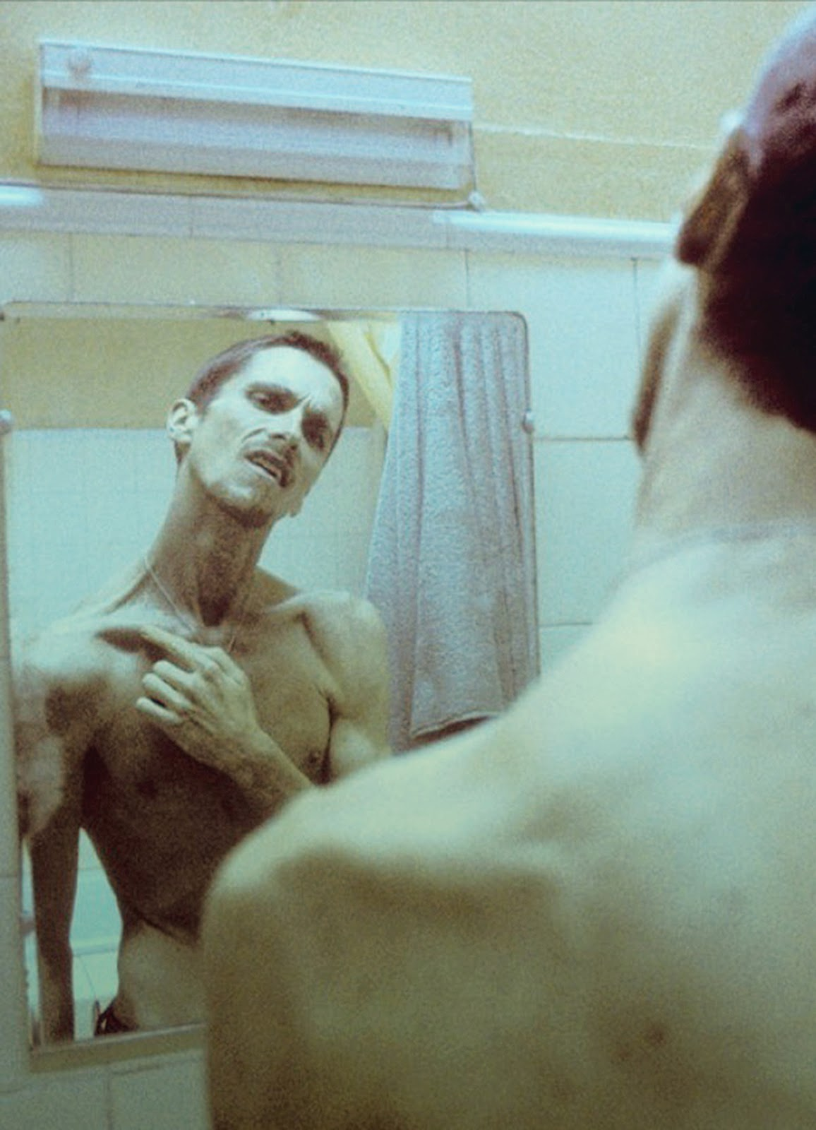 As Seen on Screen: A Film Blog: Deconstructing The Machinist