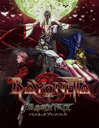 Ver Bayonetta: Bloody Fate (2014) Online