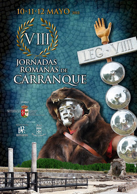 VIII Jornadas Romanas de Carranque