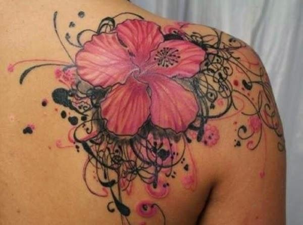 Full floral feminina