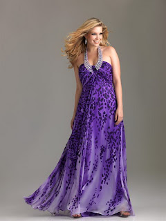Purple Party Dresses