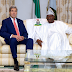 Photos: US Secretary of State, John Kerry, meets GEJ, Buhari