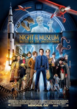 Watch Night at the Museum: Secret of the Tomb Movie Online