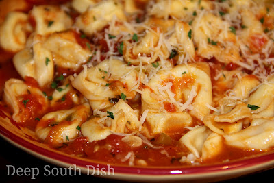 versatile and super easy pasta sauce made from garden fresh tomatoes ...