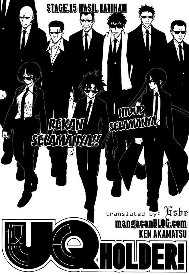 Komik uq holder 015 - hasil latihan 16 Indonesia uq holder 015 - hasil latihan Terbaru 1|Baca Manga Komik Indonesia