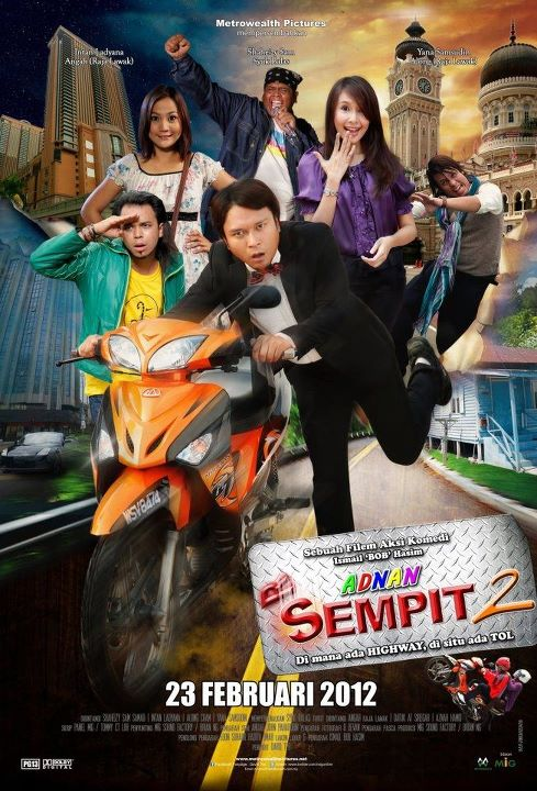 Adnan Sempit  Full Movie Download