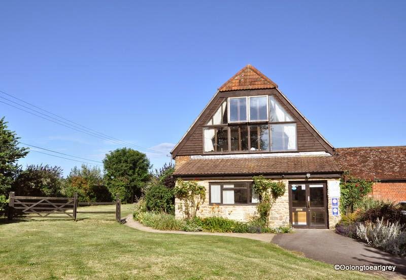 The Kingfisher Barn, Abingdon-on-Thames, Oxfordshire, UK