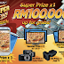 Pizza Hut Super Pan Pizza SMS Contest
